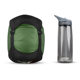 Sea to Summit Ascent AC II Sac de couchage Regular, moss/spruce